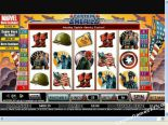best casino slots Captain America CryptoLogic