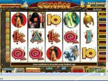 best casino slots Conan The Barbarian CryptoLogic