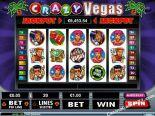 best casino slots Crazy Vegas RealTimeGaming
