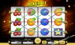 best casino slots Joker 81 Kajot Casino