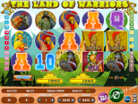 best casino slots Land Of Warriors Wirex Games